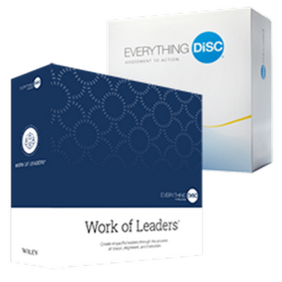 Everything DiSC® Work of Leaders™ Kit