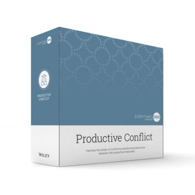 Everything DiSC® Productive Conflict Kit