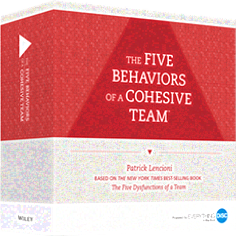 The Five Behaviors™ Team Development Facilitation Kit