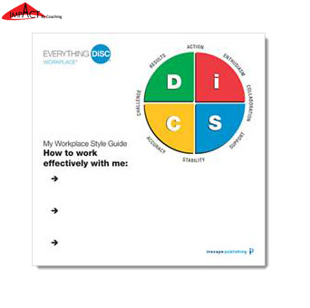 Everything DiSC® Workplace Style Guides - 25 pack